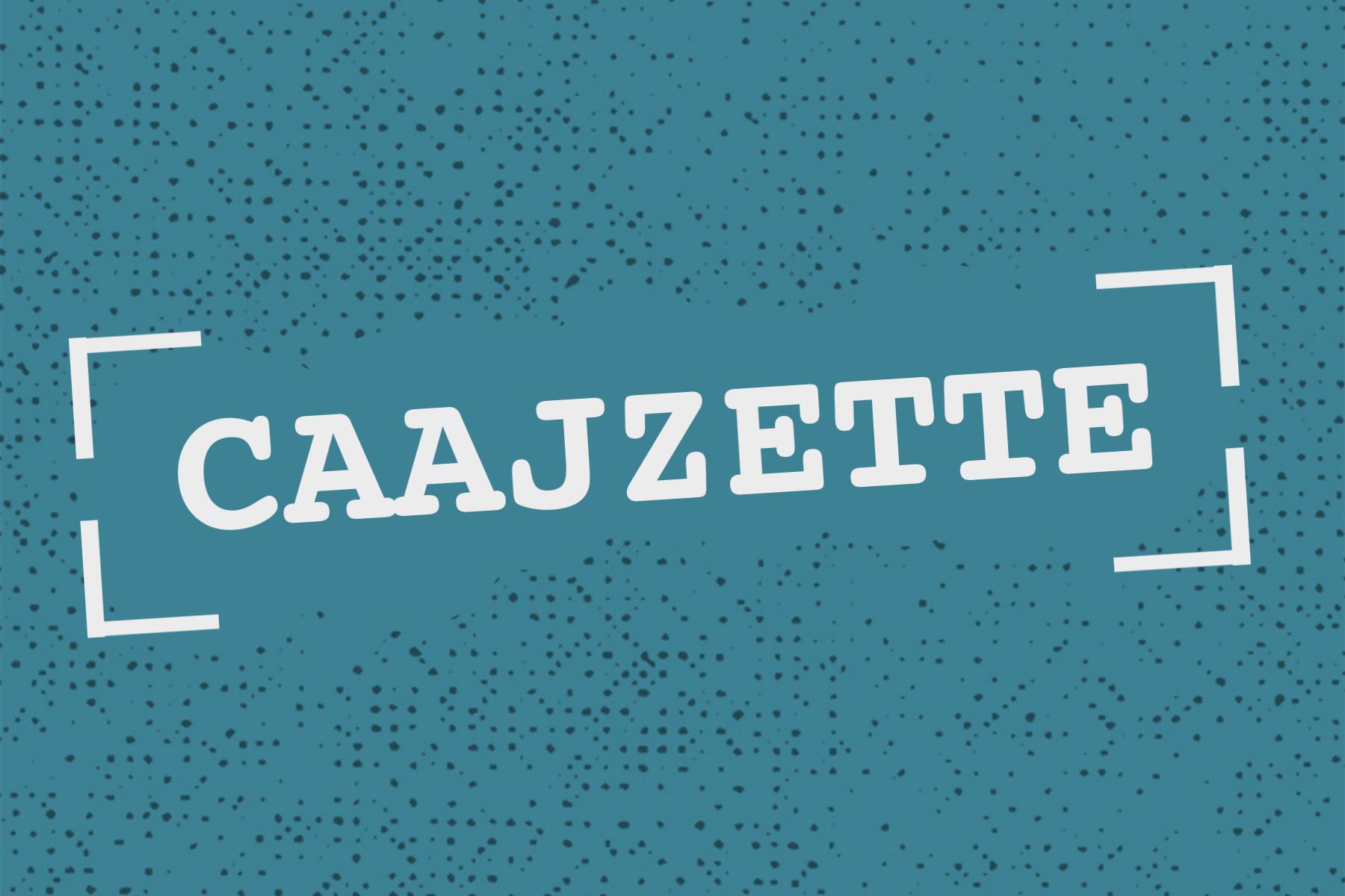 CAAJZETTE N°47